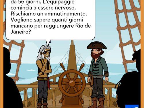 Compito di realtà con il Capitano Cook